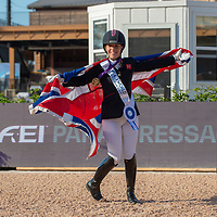 Tuesday 18 September - Daily Image Library -Team GBR - World Equestrian Games 2018 - Tryon, NC