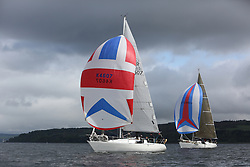 25th Anniversary of Kip Regatta<br /> <br /> - Yachting<br /> <br /> Overall winner from Class3,  Leaky Roof a Sigma 33, Harper/ Robson from Cove SC