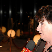 NLD/Hilversum/20061201 - Opening Nederlands Instituut voor Beeld en Geluid, Catherine Keyl