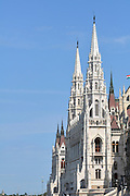 Eastern Europe, Hungary, Budapest, Parliament Building