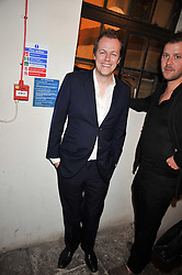 TOM PARKER BOWLES at the launch of Quintessentially Soho at the House of St Barnabas, 1 Greek Street, London on 29th September 2009.<br /> <br /> <br /> <br /> <br /> BYLINE MUST READ: donfeatures.com<br /> <br /> *THIS IMAGE IS STRICTLY FOR PAPER, MAGAZINE AND TV USE ONLY - NO WEB ALLOWED USAGE UNLESS PREVIOUSLY AGREED. PLEASE TELEPHONE 07092 235465 FOR THE UK OFFICE.*