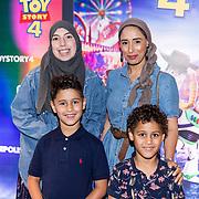 NLD/Utrecht/20190622 - Filmpremiere Toy Story 4, Samya Hafsoui en ........