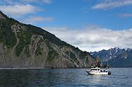 Kapten Nik Rantas fiskebåt Crackerjack, Seward, Alaska<br /> <br /> Photographer: Christina Sjogren<br /> <br /> Copyright 2018, All Rights Reserved