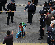 Stampede kills 6 primary school children in China<br /> <br /> Six school children died and 25 were injured in a stampede Friday at a primary school in the southern Chinese city of Kunming, authorities said.<br /> It wasn't clear what caused the stampede among the first- and second-grade students of Mingtong Primary School, the city's propaganda office said on its microblog.<br /> Chinese vice premier Liu Yandong demanded an investigation be conducted into the cause and that the report be released to the public, Kunming officials said.<br /> The city government said 25 injured students were taken to the hospital, and those with minor injuries were released.<br /> Also Friday, a man fatally stabbed four students on their way to elementary school in the neighboring province of Guangxi. Local officials said police were searching for the suspect.<br /> Earlier this month, a man killed three pupils on the first day of school before jumping to his death in the central Hubei province.<br /> Chinese education officials have repeatedly demanded that campus security be increased.<br /> Following the stampede, Kunming officials demanded that all schools in the city have thorough security checks to remove any safety hazards.<br /> ©Exclusivepix