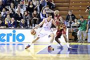 DESCRIZIONE : Milano Lega A 2013-14 Cimberio Varese vs Umana Reyer Venezia <br /> GIOCATORE : Scekic Marko<br /> CATEGORIA : Palleggio<br /> SQUADRA :Cimberio Varese<br /> EVENTO : Campionato Lega A 2013-2014<br /> GARA : Cimberio Varese vs Umana Reyer Venezia<br /> DATA : 27/10/2013<br /> SPORT : Pallacanestro <br /> AUTORE : Agenzia Ciamillo-Castoria/I.Mancini<br /> Galleria : Lega Basket A 2013-2014  <br /> Fotonotizia : Milano Lega A 2013-14 EA7 Cimberio Varese vs Umana Reyer Venezia<br /> Predefinita :
