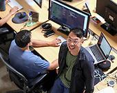 Eden Chen, co-founder of Fishermen Labs.