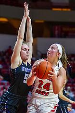20191105 Truman at Illinois State Women's basketball photos