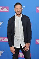 August 20, 2018 - New York, New York, United States - Vinny Guadagnino arriving at the 2018 MTV Video Music Awards at Radio City Music Hall on August 20, 2018 in New York City  (Credit Image: © Kristin Callahan/Ace Pictures via ZUMA Press)