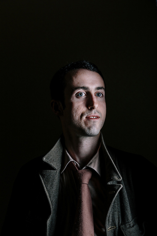 Al Stankard, 29, originally from New Hampshire, goes by the internet name Harlem Venison. Hundreds of Alt Right supporters gathered during a conference sponsored by National Policy Institute, run by Richard Spencer, at the Ronald Reagan Building and International Trade Center on Saturday, Nov. 19, 2016 in Washington, D.C.