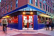 The legendary Maxwell's, Hoboken, NJ 3/28/11