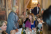 DAME VIVIAN DUFFIELD'S PARTY; DAME VIVIAN DUFFIELD; Annabel Astor, Viscountess Astor, Opening of Grange Park Opera, Fiddler on the Roof, Grange Park Opera, Bishop's Sutton, <br /> Alresford, 4 June 2015