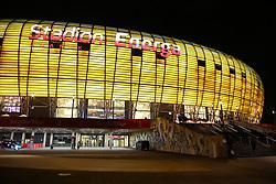 November 13, 2017 - Gdansk, Poland - Energa Stadium in Gdansk, Poland on 13 November 2017  (Credit Image: © Mateusz Wlodarczyk/NurPhoto via ZUMA Press)