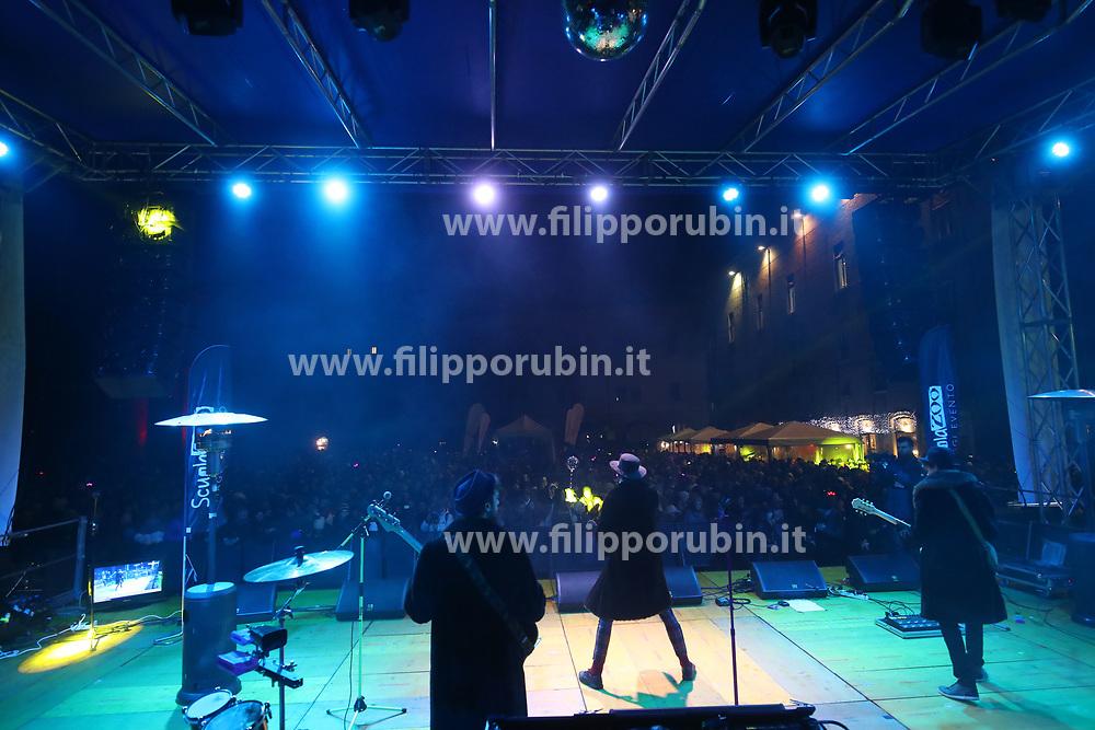 CONCERTO GRUPPO 60 LIRE<br /> CAPODANNO A FERRARA 2019