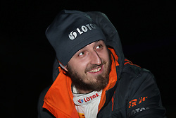 12.02.2015, Karlstad, Karlstad, SWE, FIA, WRC, Schweden Rallye, im Bild Robert Kubica (RK M-Sport WRT/Fiesta RS WRC) // during the WRC Sweden Rallye at the Karlstad in Karlstad, Sweden on 2015/02/12. EXPA Pictures © 2015, PhotoCredit: EXPA/ Eibner-Pressefoto/ Bermel<br /> <br /> *****ATTENTION - OUT of GER*****