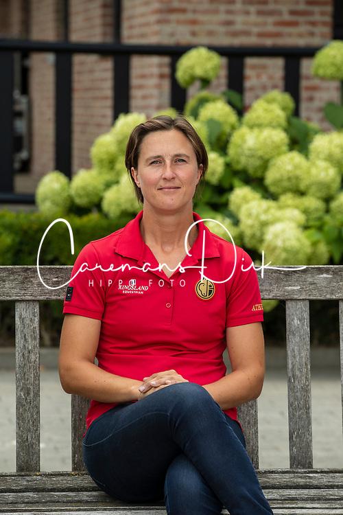 Antheunis Valerie, BEL <br /> Team Belgium Horseball Female Elite 2019<br /> © Hippo Foto - Dirk Caremans<br /> 06/08/2019