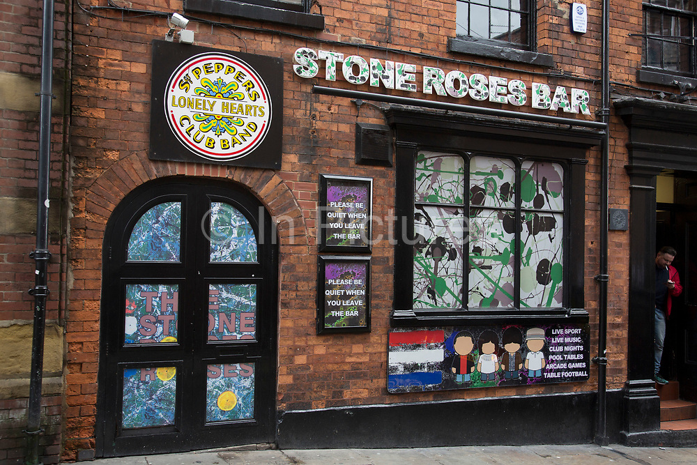 Stone Roses Bar. York is a historic walled city in North Yorkshire, England, and is the traditional county town of Yorkshire, England, UK. . The city has a rich heritage and has provided the backdrop to major political events in England throughout much of its existence. The city offers a wealth of historic attractions making it a popular tourist destination.