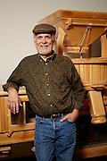 Jeff Hayden, Farmer, Heirloom Grain Grower, Miller