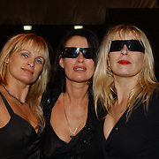 Miljonairfair 2004, Sandra Bastiaan, vriendin en Louise van Teylingen