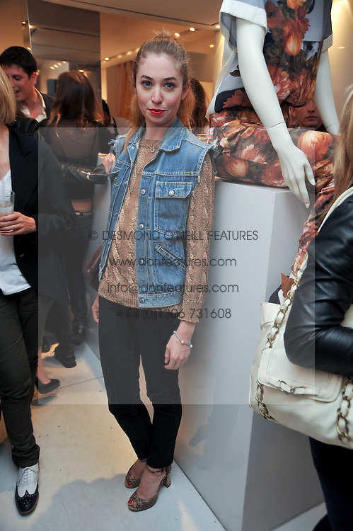 ANOUSKA GERHAUSER at the Mother of Pearl Launch at The Other Criteria, 36 New Bond Street, London W1 on 12th April 2011.