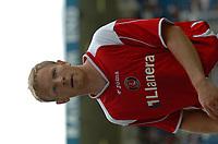 Photo: Tony Oudot.<br /> Gillingham v Charlton Athletic. Pre Season Friendly. 28/07/2007.<br /> Ben Thatcher of Charlton Athletic
