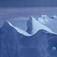 "Mountaineers ascend ""Gremlin's Cap""  in Chile's Cordillera Sarmiento, a previously unexplored Patagonian range."