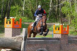Grouwels Sven, BEL, It S Me<br /> Nationale LRV-Eventingkampioenschap Minderhout 2017<br /> © Hippo Foto - Kris Van Steen<br /> 30/04/17