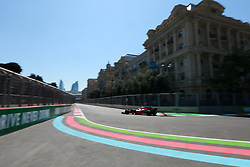 June 24, 2017 - Baku, Azerbaijan - Motorsports: FIA Formula One World Championship 2017, Grand Prix of Europe, .#3 Daniel Ricciardo (AUS, Red Bull Racing) (Credit Image: © Hoch Zwei via ZUMA Wire)