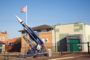 Combined Military Services museum, Maldon, Essex, England