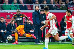 Bruma #7 of PSV Eindhoven in action during the match between Ajax and PSV at Johan Cruyff Arena on February 02, 2020 in Amsterdam, Netherlands