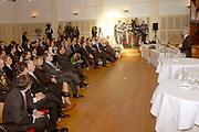 Prinses Máxima woont ondertekening bij van de koploperbijeenkomst van lesbisch- homo- emancipatiebeleid in de Paleiskerk te Den Haag op woensdag 5 maart 2008<br /> <br /> Princess Máxima attends a signing of a agreement<br /> of the (dutch) lesbian homo emancipation policy in the palace church in The Hague on Wednesday March, 5th 2008<br /> <br /> Op de foto / on the Photo: Maxima en minister Plasterk, minister van OCW <br />  minister Plasterk, minister van OCW
