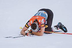 26.02.2021, Oberstdorf, GER, FIS Weltmeisterschaften Ski Nordisch, Oberstdorf 2021, Herren, Nordische Kombination, Langlauf, im Bild Lukas Klapfer (AUT) // Lukas Klapfer of Austria during Cross Country Competition of men Nordic combined of FIS Nordic Ski World Championships 2021. in Oberstdorf, Germany on 2021/02/26. EXPA Pictures © 2021, PhotoCredit: EXPA/ Dominik Angerer