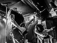 Dutch progressive metal band Vuur at Colos-Saal in Aschaffenburg