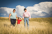 Family and lifestyle portraits, Cheyenne Regional Medical Center Portraits - TV Commercial
