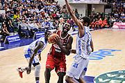 DESCRIZIONE : Campionato 2014/15 Dinamo Banco di Sardegna Sassari - Openjobmetis Varese<br /> GIOCATORE : Christian Eyenga<br /> CATEGORIA : Tiro Penetrazione Fallo<br /> SQUADRA : Openjobmetis Varese<br /> EVENTO : LegaBasket Serie A Beko 2014/2015<br /> GARA : Dinamo Banco di Sardegna Sassari - Openjobmetis Varese<br /> DATA : 19/04/2015<br /> SPORT : Pallacanestro <br /> AUTORE : Agenzia Ciamillo-Castoria/L.Canu<br /> Predefinita :