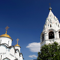 Europe, Russia, Suzdal. Convent of the Intercession.