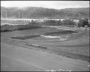 "Ackroyd 16965-14 ""Oregon Steel Mills. Aerials & ground photos. Rivergate. October 23, 1970."""