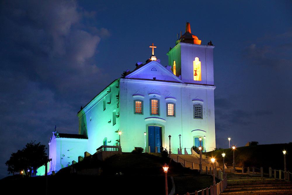 The Church of Our Lady of Nazareth, Saquarema, Brazil