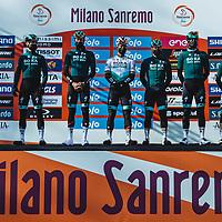 Milan San Remo 2021
