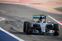 06 ROSBERG nico (ger) mercedes gp mgp w06 action during 2015 Formula 1 FIA world championship, Bahrain Grand Prix, at Sakhir from April 16 to 19th. Photo Clément Marin / DPPI