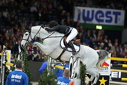 Gulliksen Victoria, (NOR), Bokai<br /> Grand Prix of Stuttgart <br /> Longines FEI World Cup<br /> Stuttgart - German Masters 2015<br /> © Hippo Foto - Stefan Lafrentz