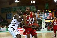 Ali Traore  - 20.06.2015 - Limoges / Strasbourg - Finale Pro A<br /> Photo : Manuel Blondeau / Icon Sport