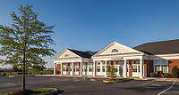University Physicians Group Culpeper Pediatrics architectural photo by Jeffrey Sauers of Commercial Photographics