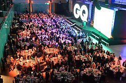 Dinner at the GQ Men of The Year Awards 2016 in association with Hugo Boss held at Tate Modern, London on 6th September 2016.