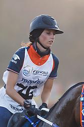 Visser Marijke, NED, Rouchka de Luc<br /> World Equestrian Games - Tryon 2018<br /> © Hippo Foto - Sharon Vandeput<br /> 12/09/2018