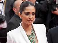 Sonam Kapoor at the Once Upon A Time... In Holywood gala screening at the 72nd Cannes Film Festival Tuesday 21st May 2019, Cannes, France. Photo credit: Doreen Kennedy
