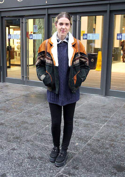 Merissa Lapsley.Fashion Icon/Mary Kate Olsen.Favourite Brand/Balmain.Instagram/_merrr