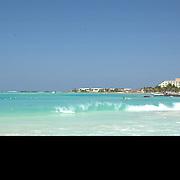 North beach. Isla Mujeres, Mexico.