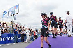 Christa Riffel at Grand Prix de Plouay Lorient Agglomération a 121.5 km road race in Plouay, France on August 26, 2017. (Photo by Sean Robinson/Velofocus)