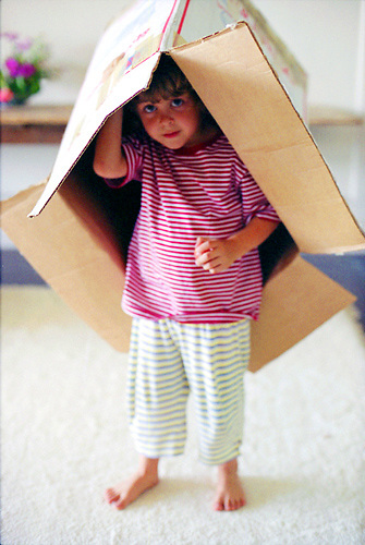 Box Play Portrait by Star Nigro<br /> <br /> As a photographer I love to capture the inherent beauty in all I document. <br /> <br /> This portrait series ranges from posed to spontaneous moments with clients, friends & strangers.<br /> <br /> <br /> © 2019 All artwork is the property of STAR NIGRO.  Reproduction is strictly prohibited.