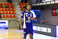 Ronald JIMENEZ  - 19.12.2014 - Beauvais / Saint Nazaire - 12e journee de Ligue A<br />